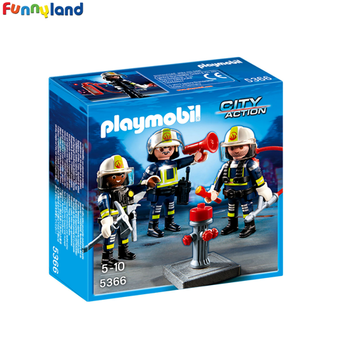 Playmobil 5366 Fire Rescue Crew