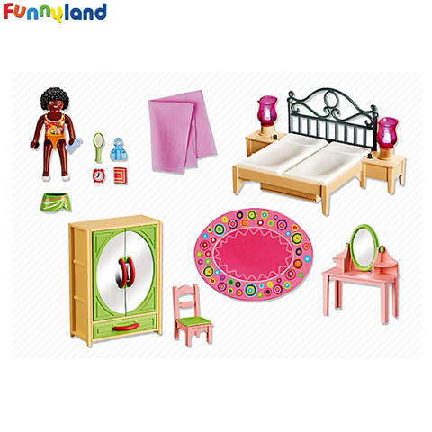Playmobil 5309 Bedroom with dressing table