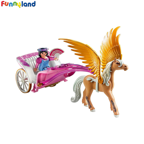 Playmobil 5143 Princess with Pegasus Carriage