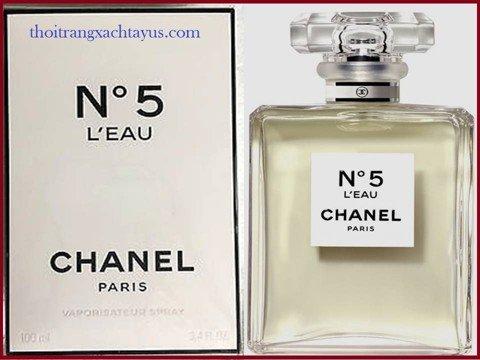 "NH 02 i - NƯỚC HOA "" CHANEL no.5 L'EAU "" 50ml & 100ml PARFUM / FRANCE"