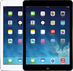 iPad Air Wifi Cellular (3G+4G+Wifi)