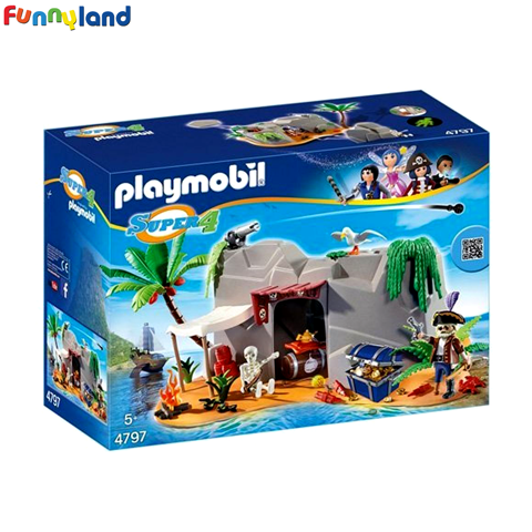 Playmobil 4797 Pirate Cave