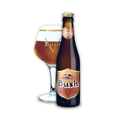 Bia Bỉ Bush 12% 330ml