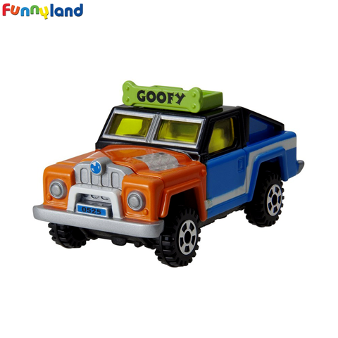 Tomica Disney Cars DM-13 Excruiser Goofy