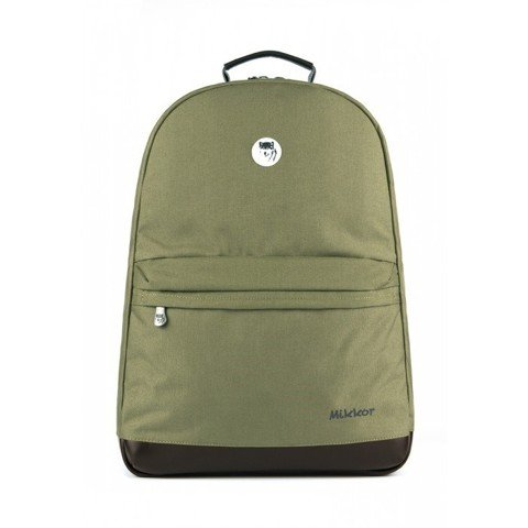 Balo Mikkor Ducer Backpack New Xám đồng