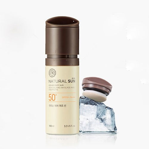 The Face Shop Natural Sun Eco Ice Air