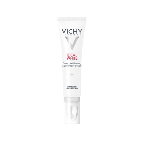 tinh chat duong trang vichy ideal white deep whitening spot intervention 15ml