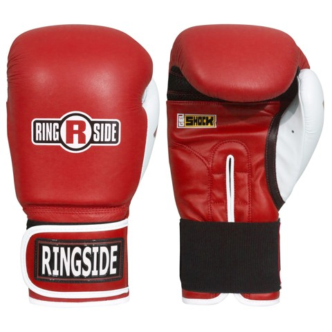 Găng tay boxing đánh bao cát Ringside Gel Shock Super Bag Gloves