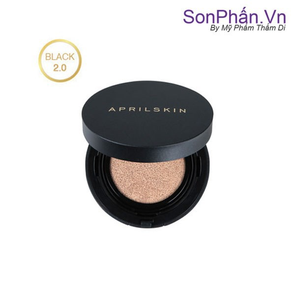 Phấn nước APRIL SKIN Magic Snow Cushion SPF 50++ #23