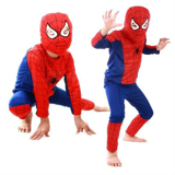 Trang phục Spider man cho em bé - Spiderman Costume for Toddlers