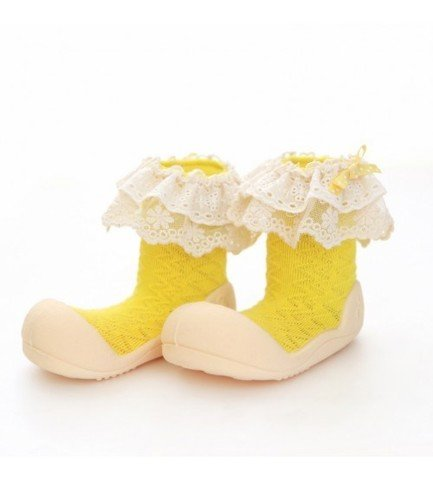 Giầy tập đi Attipas Lady Yellow - AW01