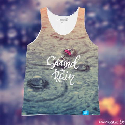 Sound Of Rain - Tank Top