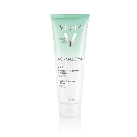 Vichy Normaderm 3in1 125ml