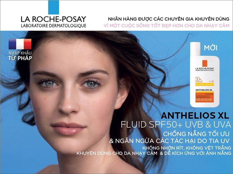 La Roche-Posay Anthelios XL SPF50+ Fluid Ultra-Light