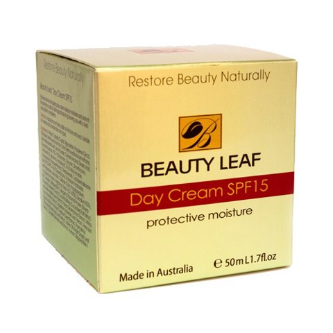 Beauty Leaf Day Cream SPF15