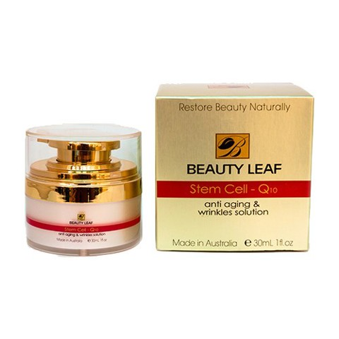 Beauty Leaf Stem Cell Q10