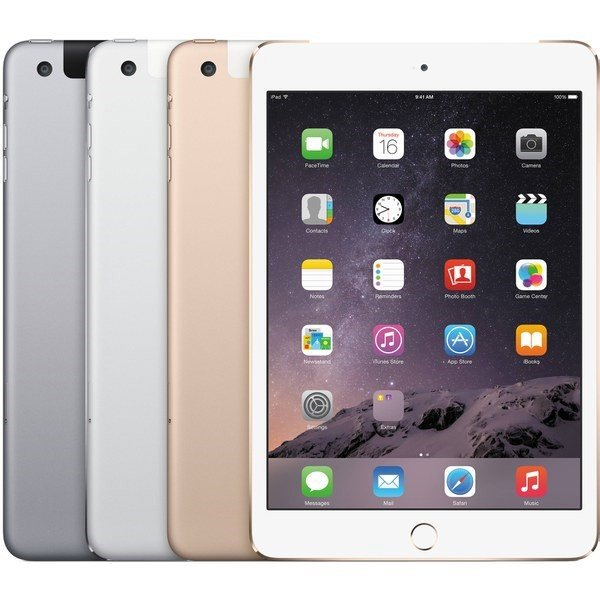 iPad Mini 4 Wifi Cellular (3G+4G+Wifi)
