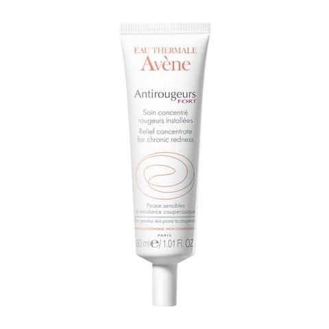 kem lam giam do da man tinh avene antirougeurs fort relief concentrate for chronic redness 30ml