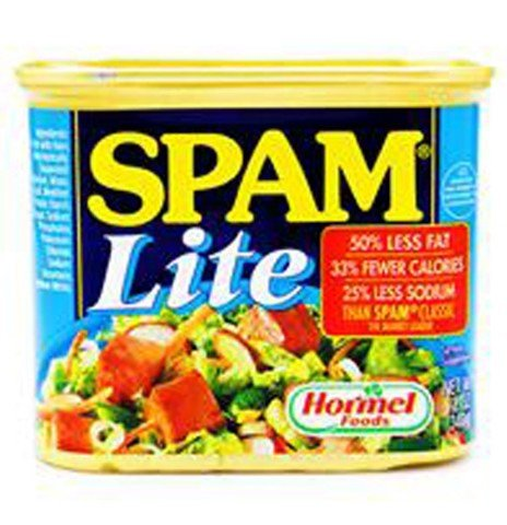 Thịt Hộp Hormel Spam Lite Luncheon Meat 340g