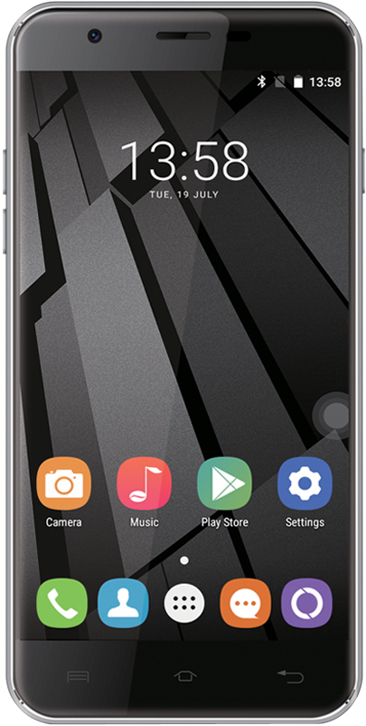 oukitel u7 plus 16gb dual space grey