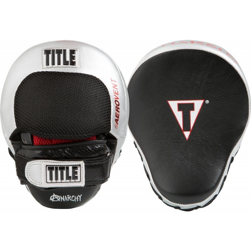 Đích đấm Title Aerovent Anarchy Punch Mitts