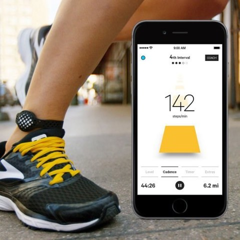 MOOV NOW - 3D Fitness Tracker