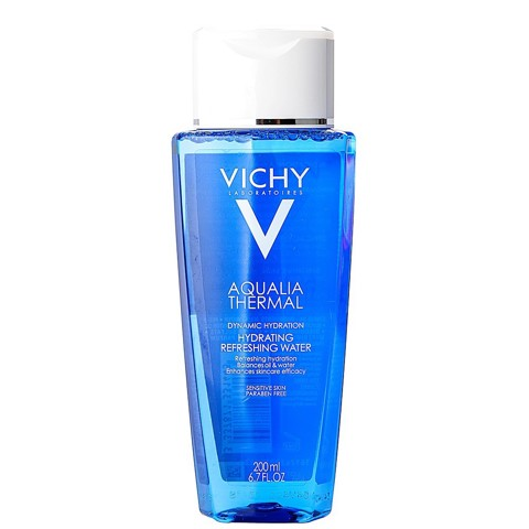nuoc hoa hong vichy aqualia thermal hydrating refreshing water 200ml