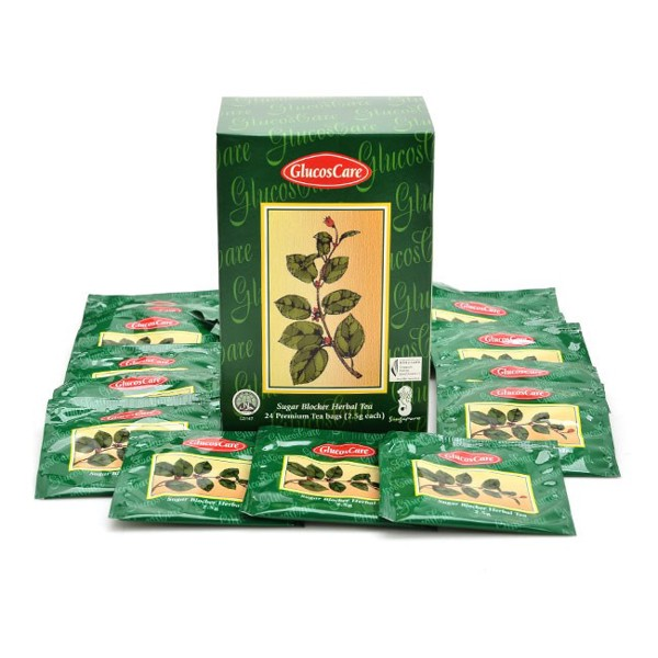 thuc pham bao ve suc khoe glucoscare tea