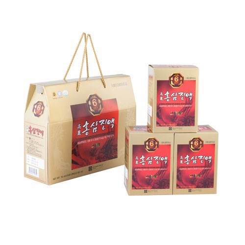 6 Years Korean Red Ginseng Extract Liquid