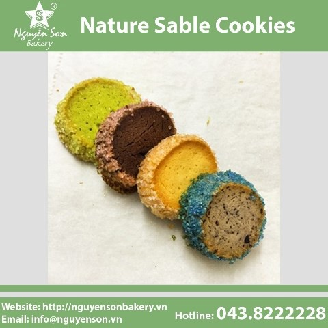 Nature Sable Cookies