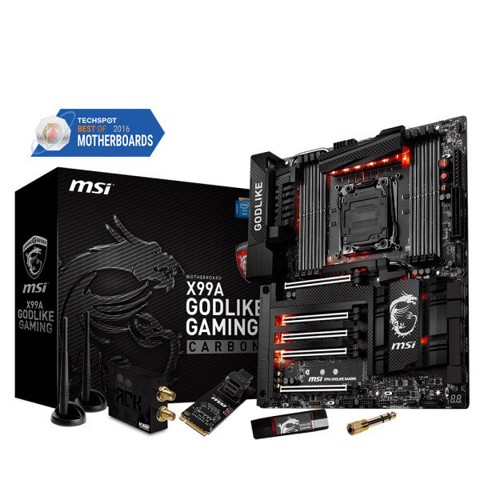 Mainboard MSI X99A Godlike Gaming Carbon