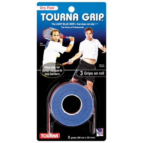 Tourna Grip XL 3 Grips - Quấn cán Made in USA (TG-1-XL)