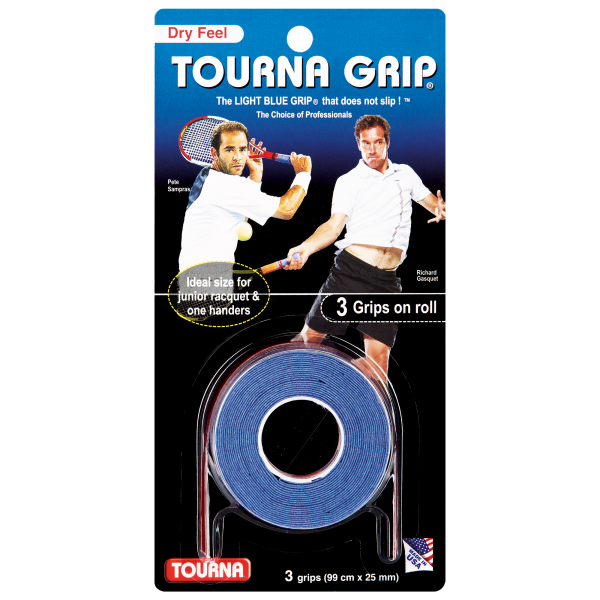 Tourna Grip XL 3 Grips - Quấn cán Made in USA (TG-1-XXL)