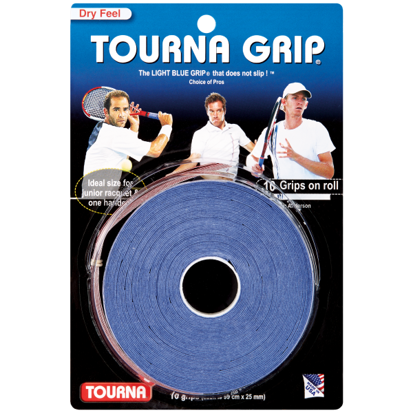 Tourna Grip 10 Pack - Cuộn 10 QUẤN CÁN MADE IN USA (TG-10)