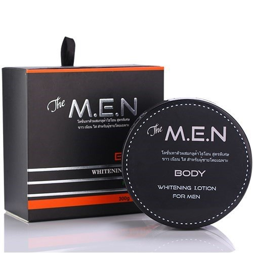 BODY LOTION THE MEN