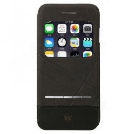 Bao da iPhone 6/6S Baseus Unique (da PU cao cấp, sang trọng, tiện dụng, chống va đập)
