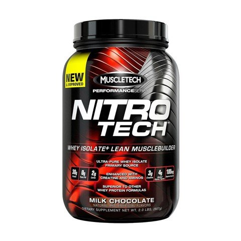 Nitro Tech Performance Series Chocolate 907g