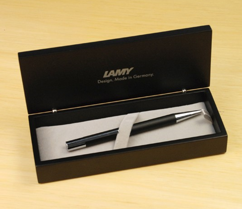 Bút bi Lamy Scala Black 280 2