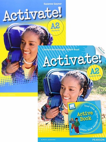 Activate! A2: Value Packs (SB with ActiveBook + WB with CD-ROM)