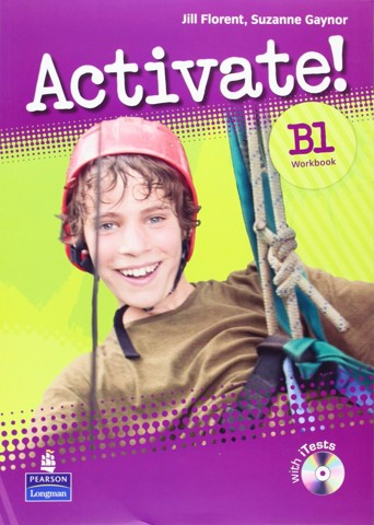 Activate! B1: Workbook without key with CD-ROM