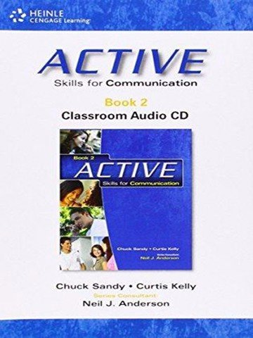 Active Skills For Communication 2: Class Audio CD