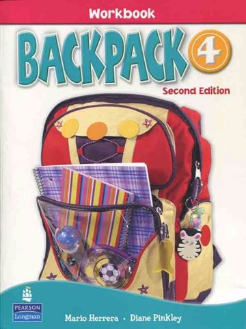 Backpack (2 Ed.) 4: Workbook with Audio CD
