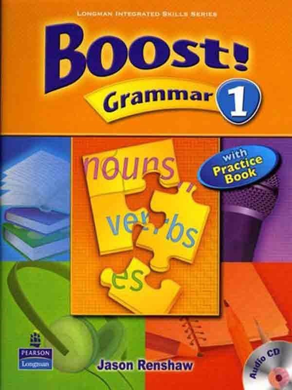 Boost! Grammar 1: Student Book with CD