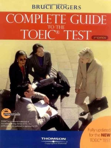 Complete Guide To The TOEIC Test: Text