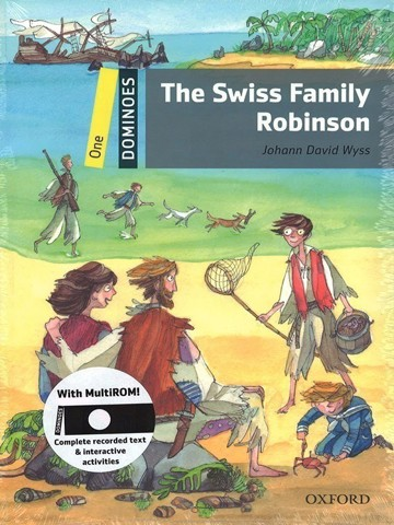 Dominoes 1: The Swiss Family Robinson MultiROM pack