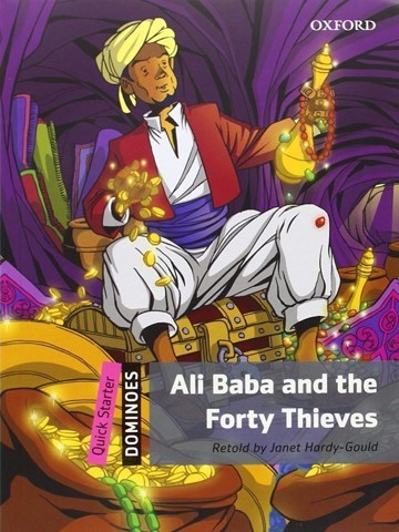 Dominoes Quick Starters: Ali Baba and the Forty Thief MultiROM pack