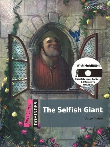 Dominoes Quick Starters: The Selfish Giant MultiROM pack