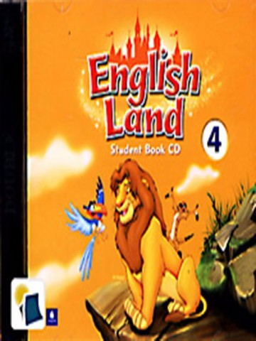English Land 4: Class Audio CD
