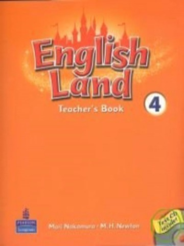 English Land 4: Teacher Book
