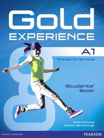 Gold Experience A1: Students' Book with Multi-ROM